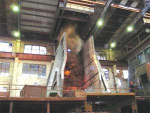 AOD炉除尘系统