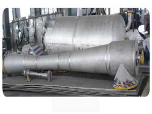 Steam jet vacuum pump