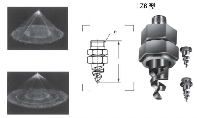 螺旋喷嘴LZ6型