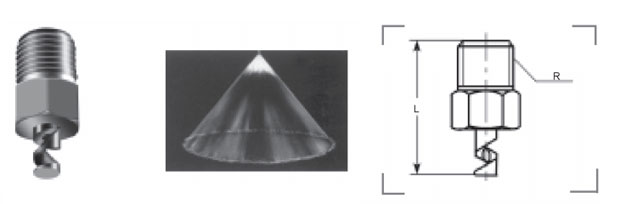 螺旋喷嘴LZ8型