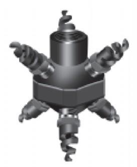 螺旋喷嘴LZ9型